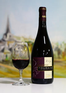 "AOC Touraine Rouge 2014 ""Charmeur"""