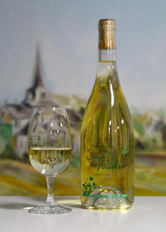 Chardonnay blanc sec fruit vieilles vignes fromages de chevres aperitif - Coup de foudre et consequences ...