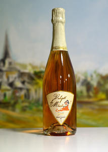 "Méthode traditionnelle ""Volupté du Musa"" rosé"